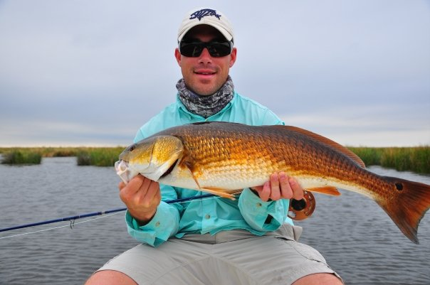 Hot fishing in louisiana fly water expeditions for Louisiana redfish fly fishing