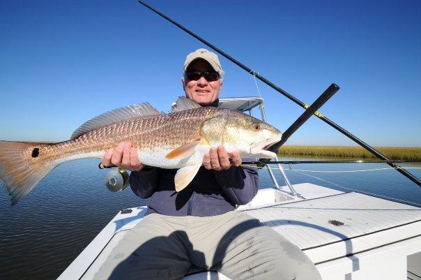 Fishing on the IPB in Louisiana