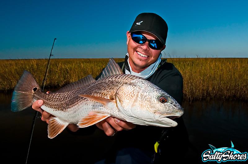 BoldWater with Louisiana Redfish