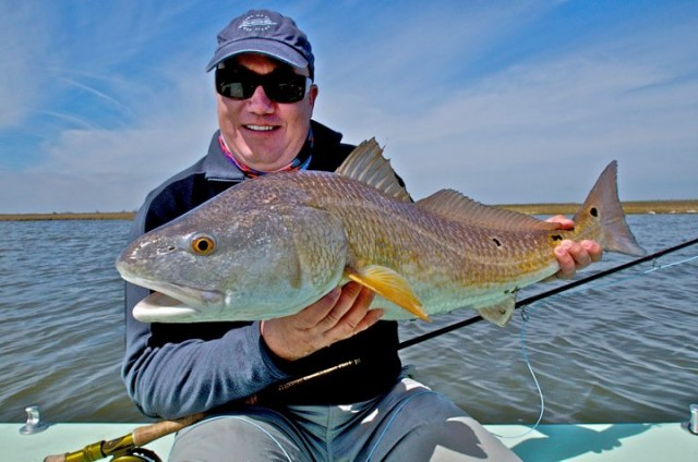 Big fish are still in fly water expeditions for Fly fishing new orleans