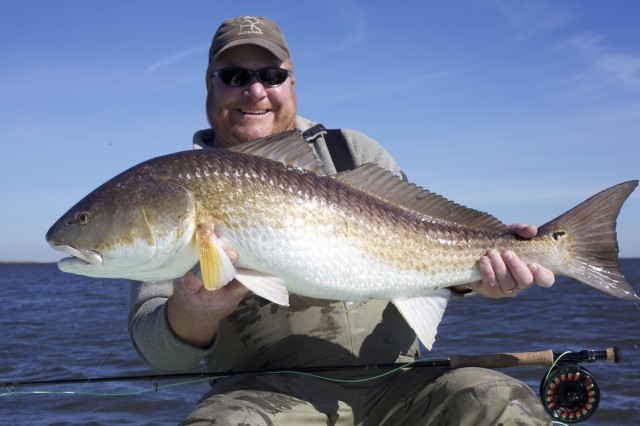 Louisiana fly fishing for redfish fly water expeditions for Fishing license in louisiana