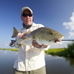 louisiana fly fishing for reds