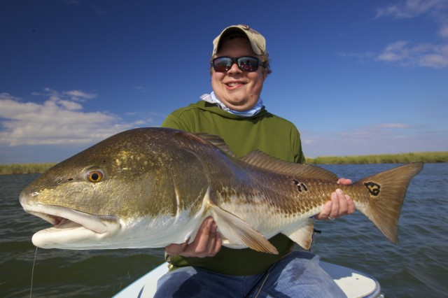 Big girls need love too fly water expeditions for Fly girl fishing charters