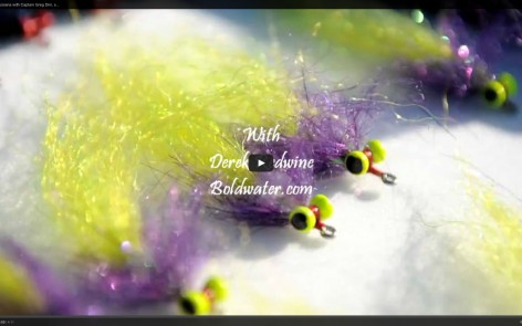 fly fishing with boldwater video