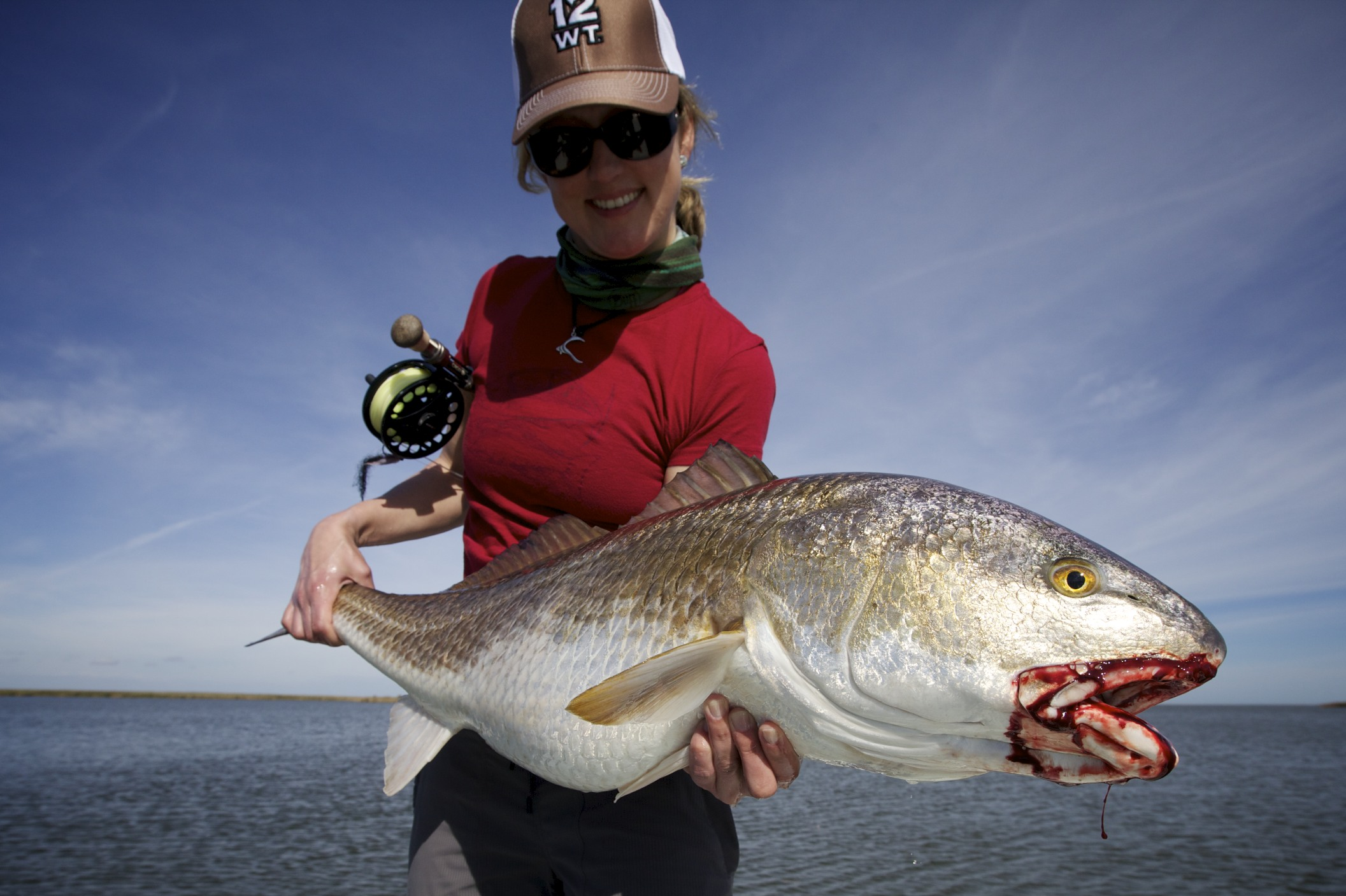 Louisiana fly fishing with flywater expeditions for Fishing in la