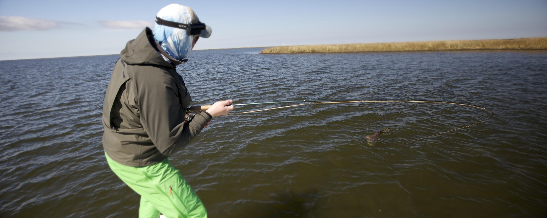 Late winter louisiana fly fishing fly water expeditions for Louisiana fly fishing