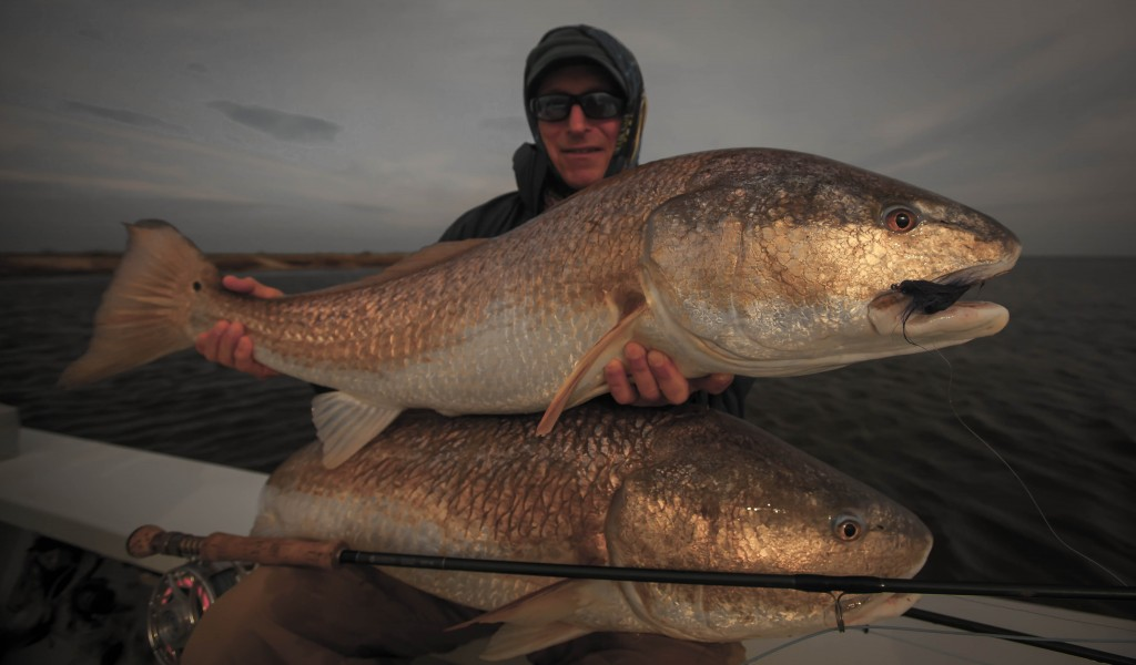 Louisiana fly fishing in mid november fly water expeditions for Redfish fly fishing