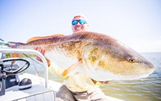 Louisiana Redfish Guide
