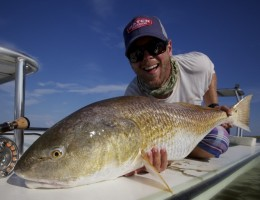 louisiana redfish fishing